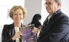 Jean-Marc Borello du Groupe SOS propose des « parcours emploi compétences » pour remplacer les contrats aidés.